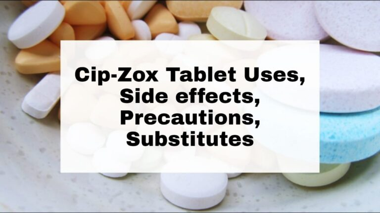 Cip-Zox Tablet