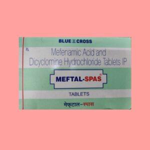 meftal spas tablet