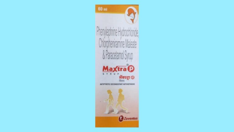 Maxtra P Syrup