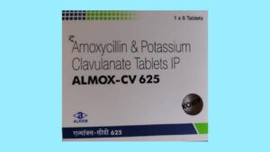 Almox-CV 625 Tablet