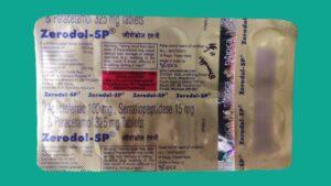 Zerodol-SP Tablet