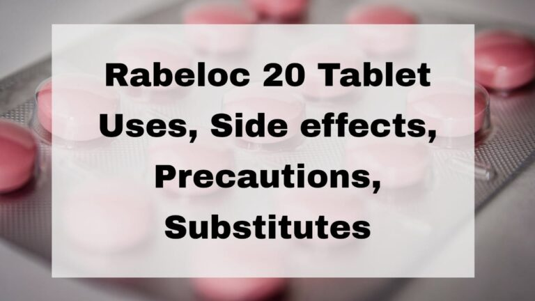 Rabeloc 20 Tablet