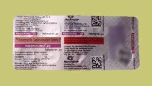 Rabekind 20 Tablet