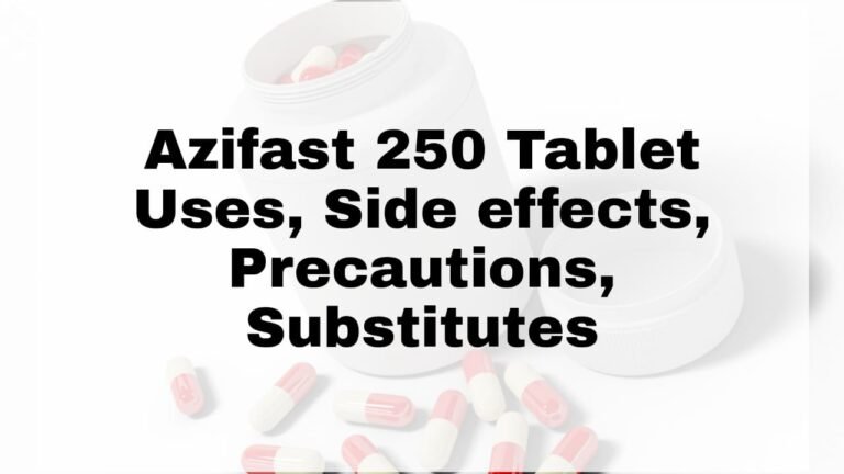 Azifast 250 Tablet