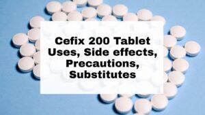 Cefix 200 Tablet