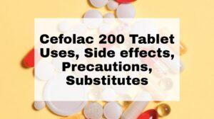 Cefolac 200 Tablet