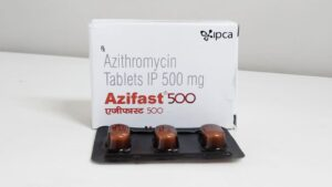 Azifast 500 Tablet