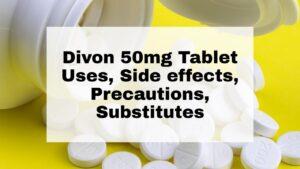 Divon 50mg Tablet