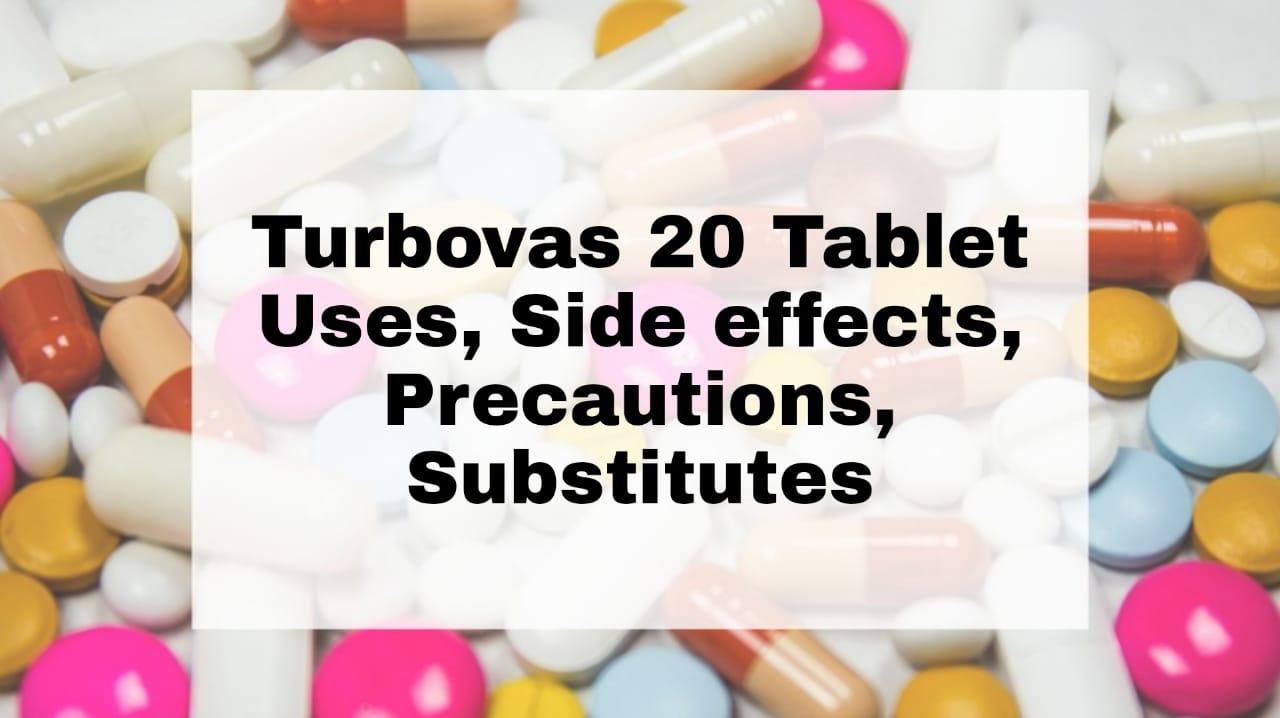 Turbovas 20 Tablet