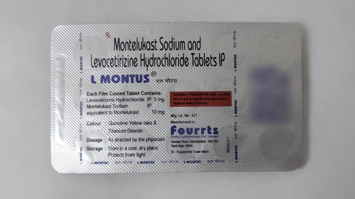 L Montus Tablet