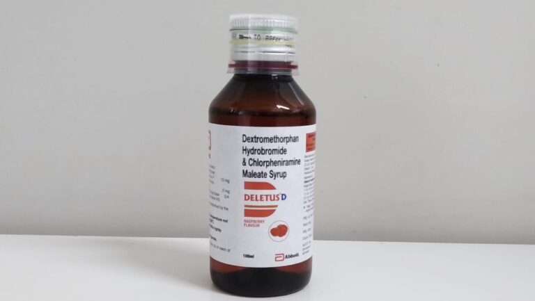 Deletus D Syrup