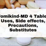 Vomikind-MD 4 Tablet