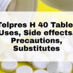 Telpres H 40 Tablet