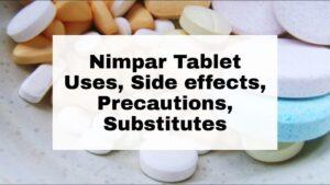 Nimpar Tablet