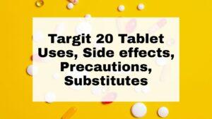 Targit 20 Tablet