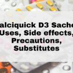 Calciquick D3 Sachet