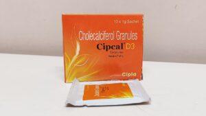 Cipcal D3 Sachet