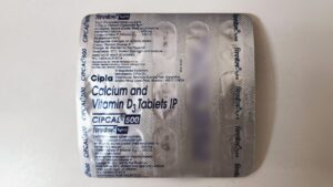 Cipcal 500 Tablet